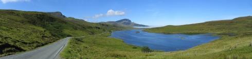 My dream had been to see the Isle of Skye.