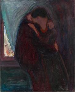 Edvard_Munch_-_The_Kiss_-_Google_Art_Project