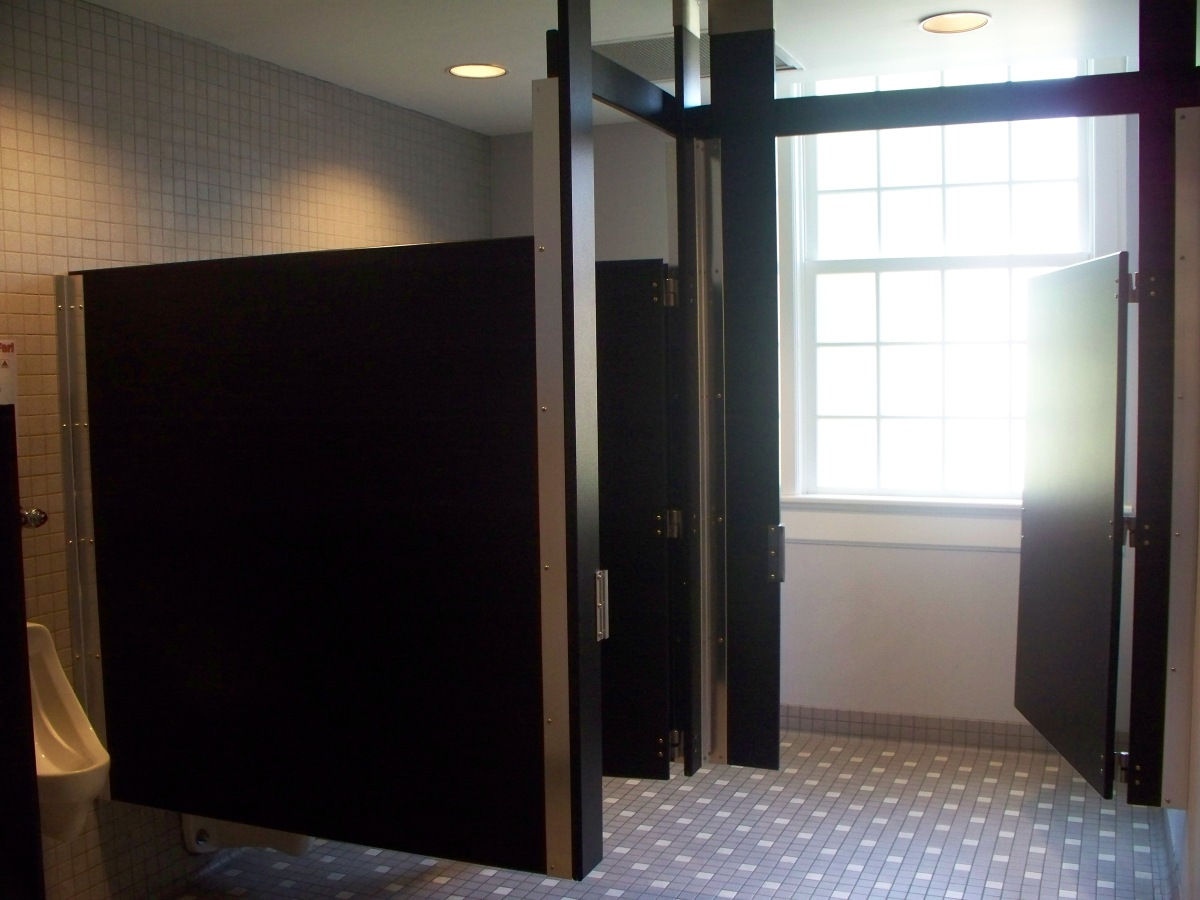Diatribe From Behind The Stall Door In Which I Rant About