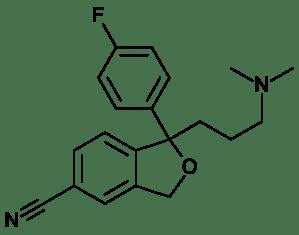 Citalopram_structure