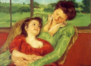 Mary_Cassatt,_1902,_Reine_Lefebre_and_Margot_before_a_Window