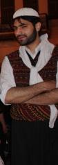 Damascus, traditional clothing