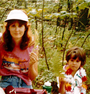 mom-me-in-the-woods
